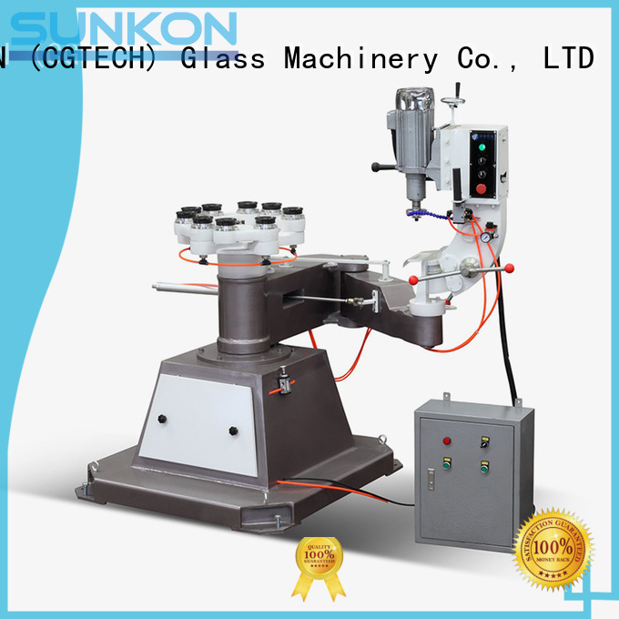 shape edging machine glass grinding machine price SUNKON manufacture