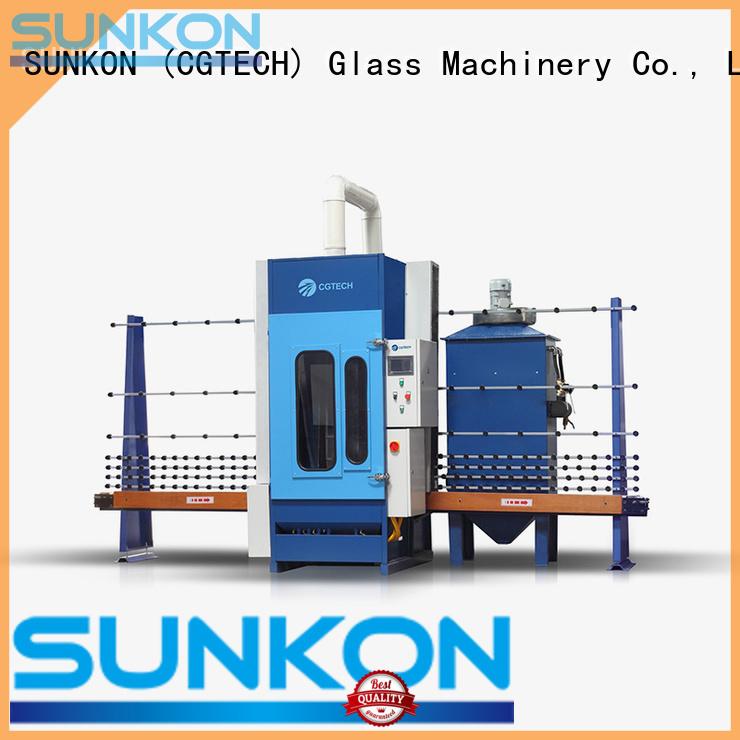sandblasting automatic sandblasting machine manufacturers machine SUNKON company