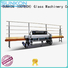 motors glass SUNKON straight bevelled edger      glass beveling machine