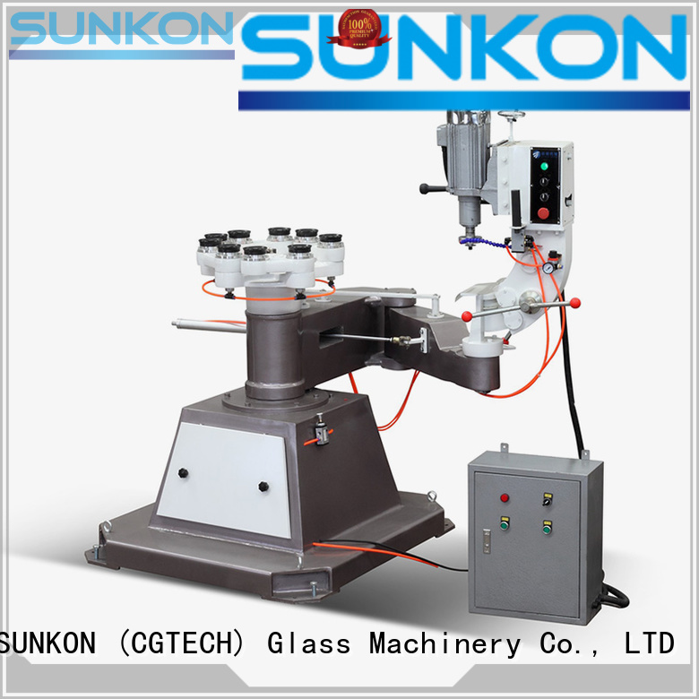 grinding glass machine glass grinding machine price SUNKON