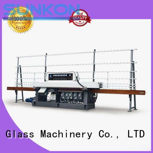 glass edge polishing machine flat mitering mitering machine SUNKON Warranty