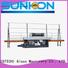 motors straight line edger SUNKON glass straight line beveling machine