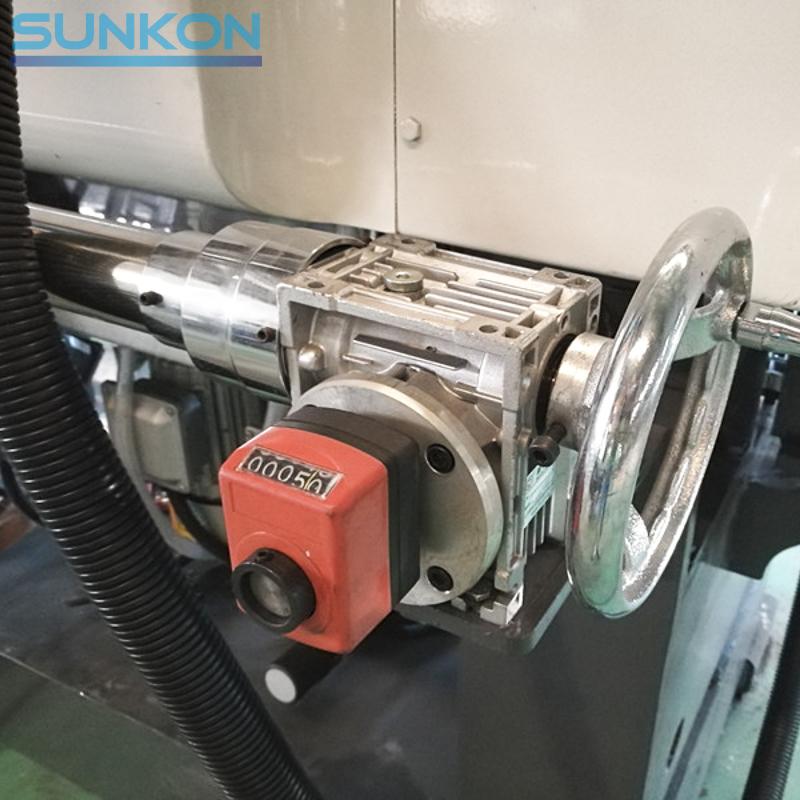 CGZ9325D-45° 9 Motors Glass Mitering Edging Machine