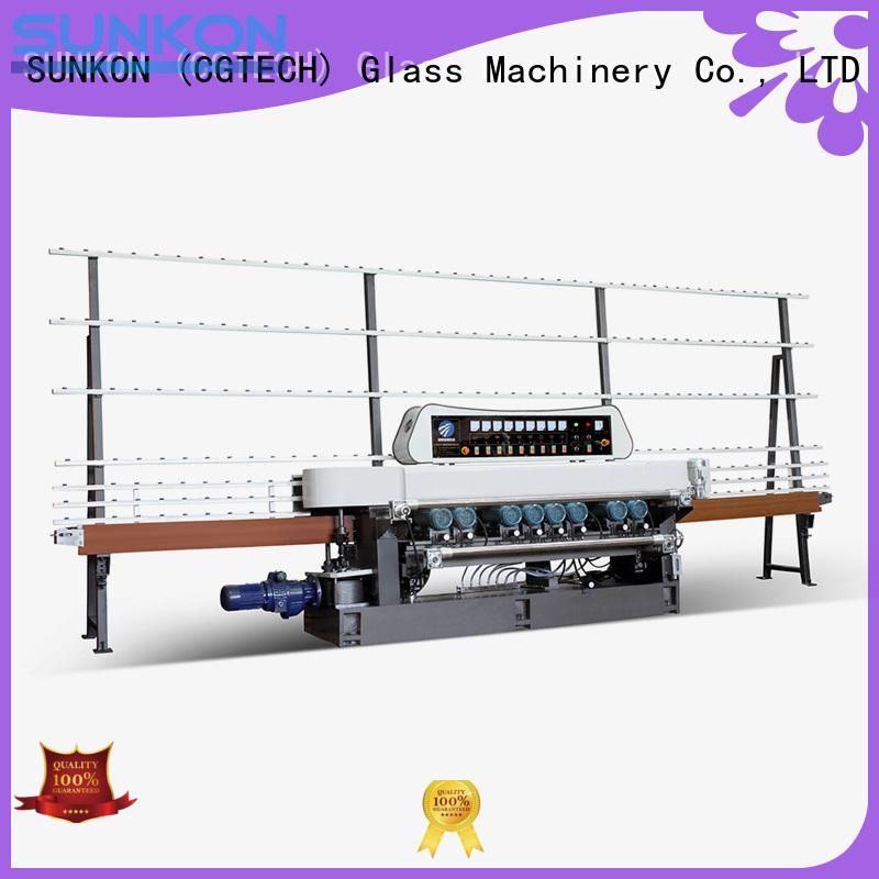 glass beveling machine for sale straight function Bulk Buy digital SUNKON