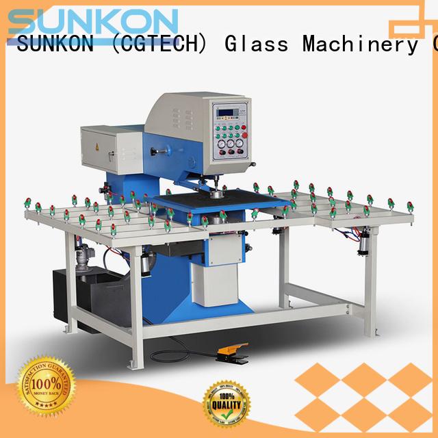 SUNKON drilling glass standard glass machine