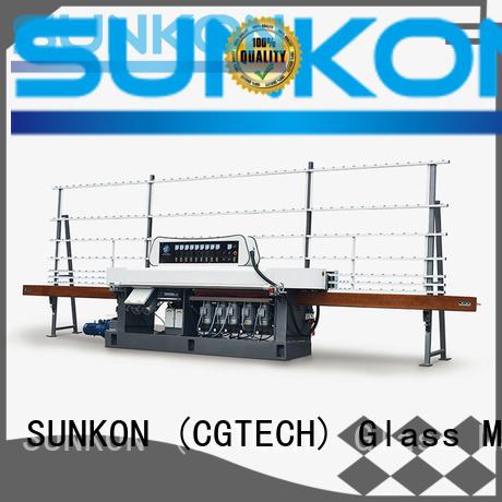Wholesale motors glass edge polishing machine edge SUNKON Brand