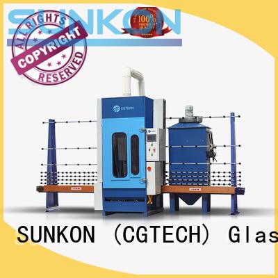 Custom sandblasting automatic glass sandblasting machine machine automatic sandblasting machine manufacturers