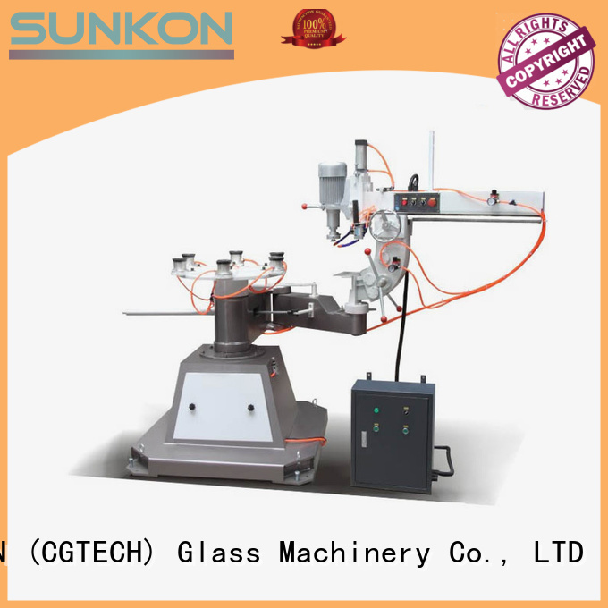 glass grinding machine price glass inner grinding SUNKON