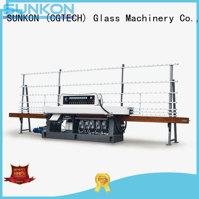 glass edge polishing machine edge SUNKON Brand mitering machine