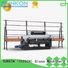 manual glass control straight bevelled edger      glass beveling machine SUNKON