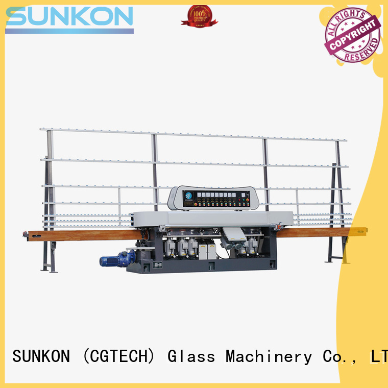 manual display SUNKON straight line edger