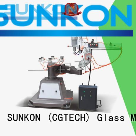 glass grinding machine price machine circles shape SUNKON