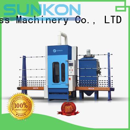 automatic sandblasting machine manufacturers sandblasting machine SUNKON Brand