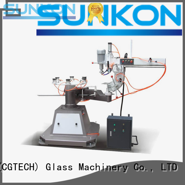 SUNKON Brand shape grinding glass grinding machine price inner circles
