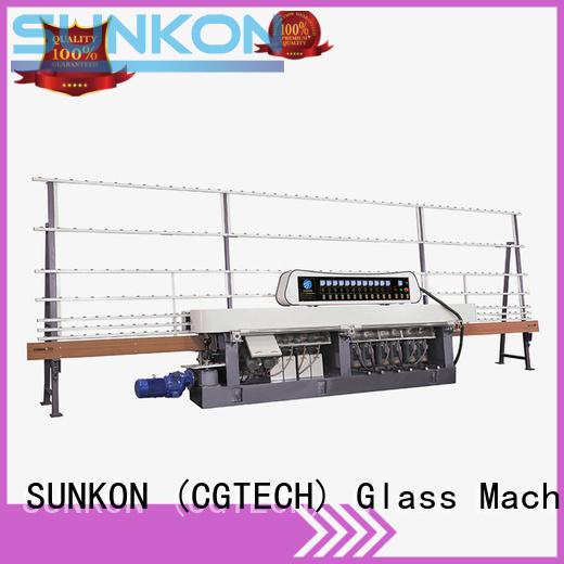 glass manual SUNKON straight line edger