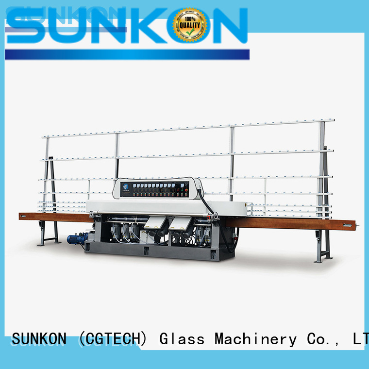 SUNKON straight line edger grinding edging manual motors