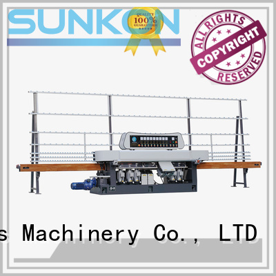 SUNKON Brand machine digital straight line edger glass model
