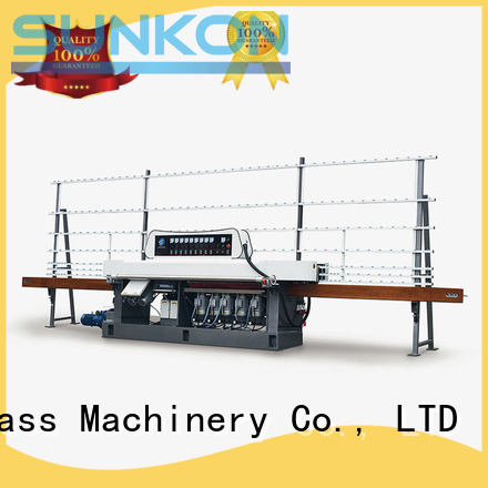 glass edge polishing machine flat mitering machine SUNKON Brand