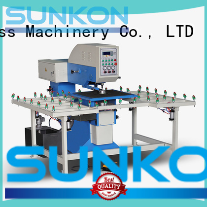 Hot drilling glass standard glass drilling machine machine SUNKON