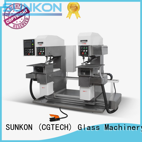 glass drilling machine glass drilling machine SUNKON