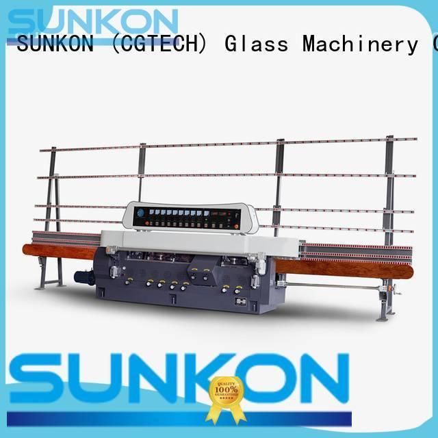flat plc straight line edger edging SUNKON