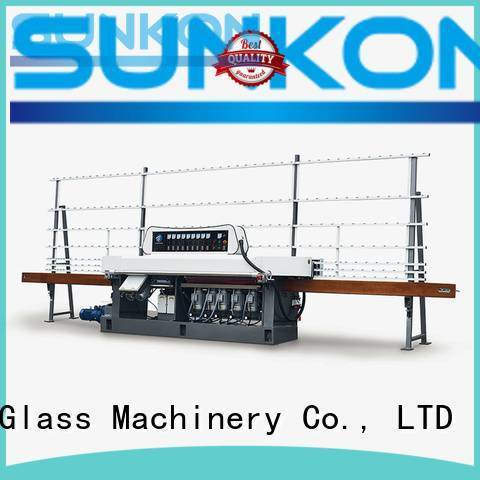 Quality glass edge polishing machine SUNKON Brand miters mitering machine