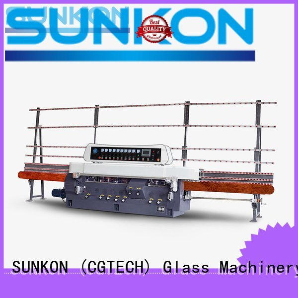 SUNKON Brand machine grinding straight line edger line display