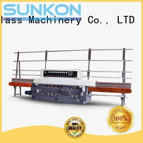 glass straight line beveling machine glass SUNKON Brand straight line edger