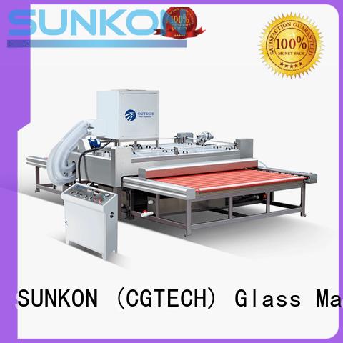 washing glass glass top washing machine machine SUNKON