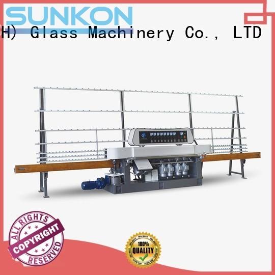 display straight line edger model SUNKON company