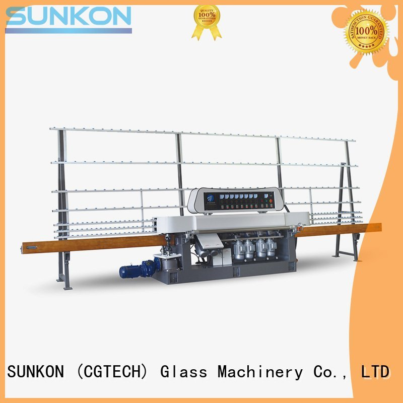 SUNKON straight line edger vertical control display plc