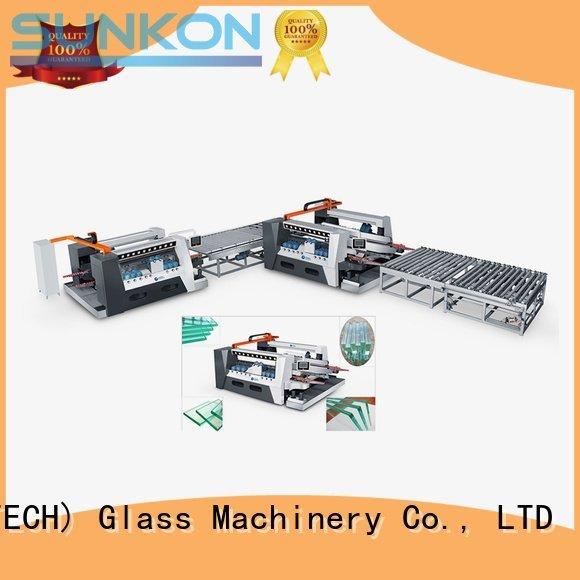 SUNKON double glazing glass machine line highspeed straight smart