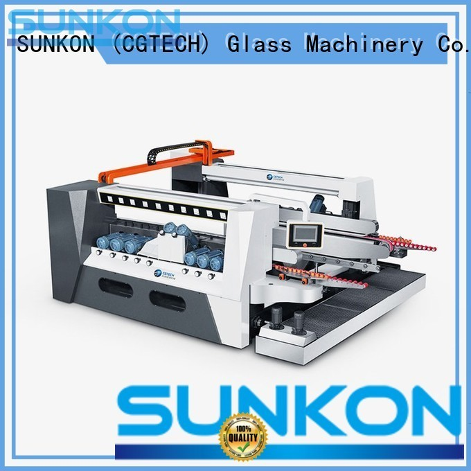 line highspeed double glazing glass machine smart double SUNKON Brand