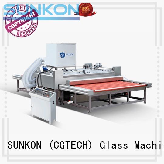 SUNKON Brand washing glass machine glass washing machine manufacturers machine