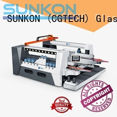 double glazing glass machine machine straight smart glass double edging machine manufacture