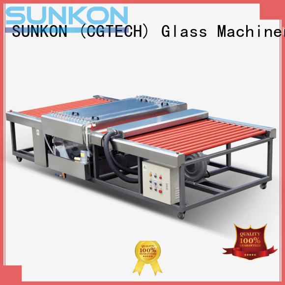 Wholesale glass machine glass top washing machine SUNKON Brand