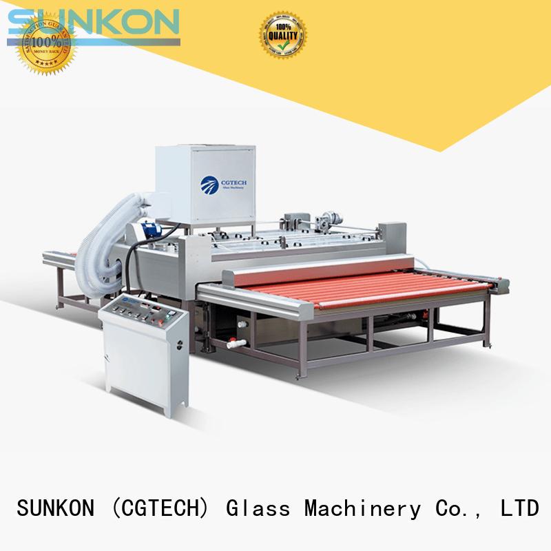 SUNKON Brand machine glass washing machine manufacturers washing glass