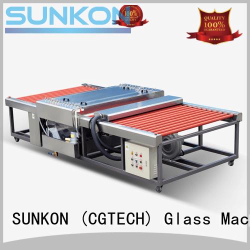 machine washing glass glass SUNKON glass washing machine manufacturers